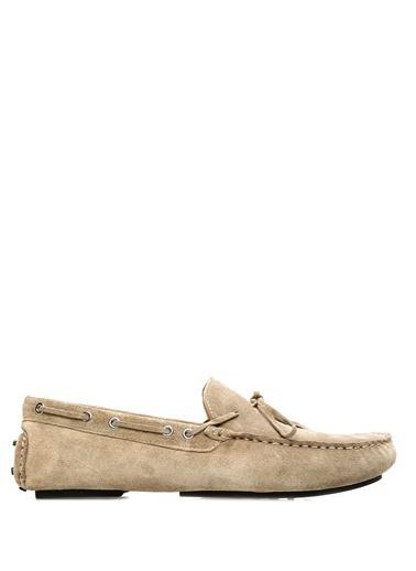 %100 Deri Loafer Ayakkabı-Beymen Blender